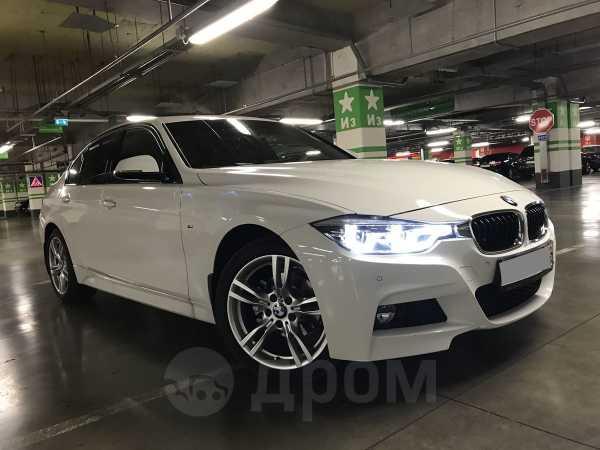 BMW 3-Series, 2017 год, 2 017 000 руб.