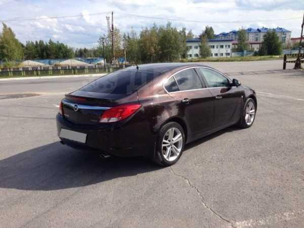 Opel Insignia, 2012 год, 755 000 руб.