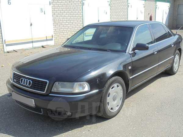 Audi A8, 2001 год, 297 770 руб.