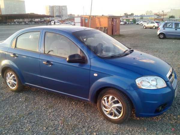 Chevrolet Aveo, 2007 год, 223 000 руб.