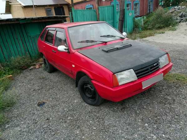 Лада 2109, 1994 год, 13 000 руб.
