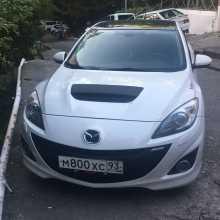 Сочи Mazda3 MPS 2009