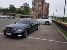 Иркутск LS600hL 2008