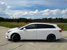 Чита Avensis 2014