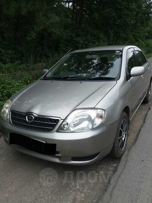 Toyota Corolla, 2002 год, 325 000 руб.