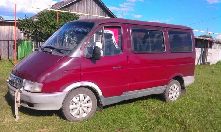 ГАЗ 2217, 2002 год, 120 000 руб.