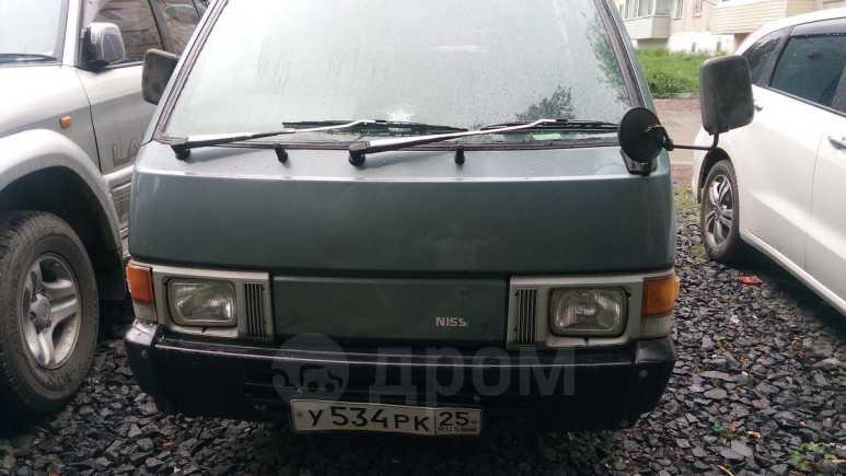Nissan Vanette, 1992 год, 79 000 руб.