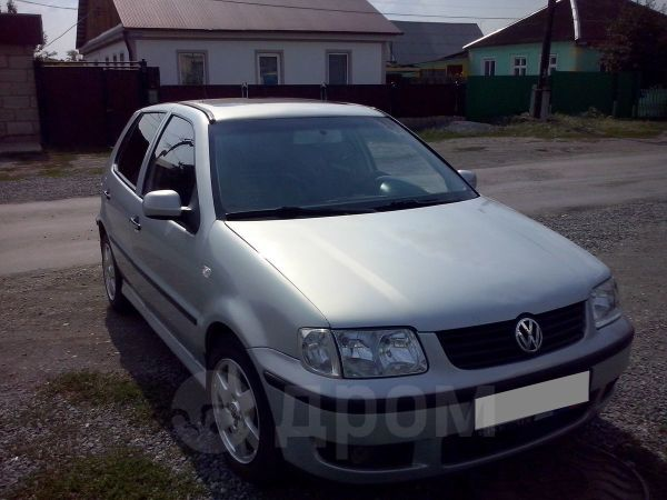 Volkswagen Polo, 2000 год, 120 000 руб.