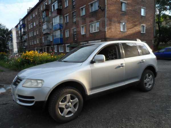 Volkswagen Touareg, 2004 год, 530 000 руб.
