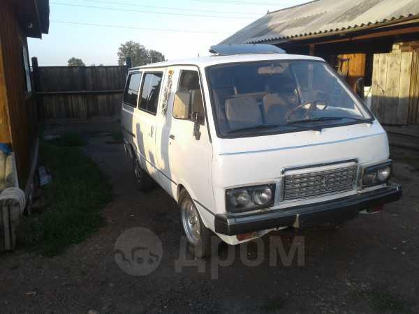 Nissan Vanette, 1987 год, 110 000 руб.