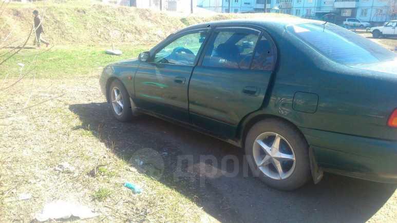 Toyota Carina E, 1998 год, 209 999 руб.