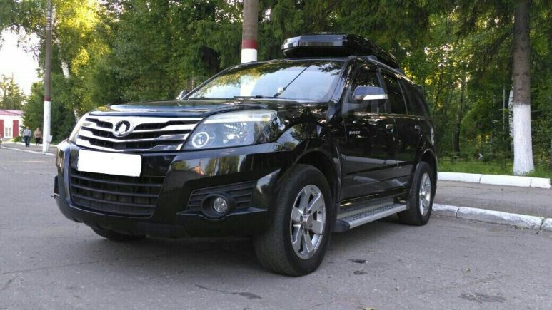 Great Wall Hover H3, 2012 год, 600 000 руб.