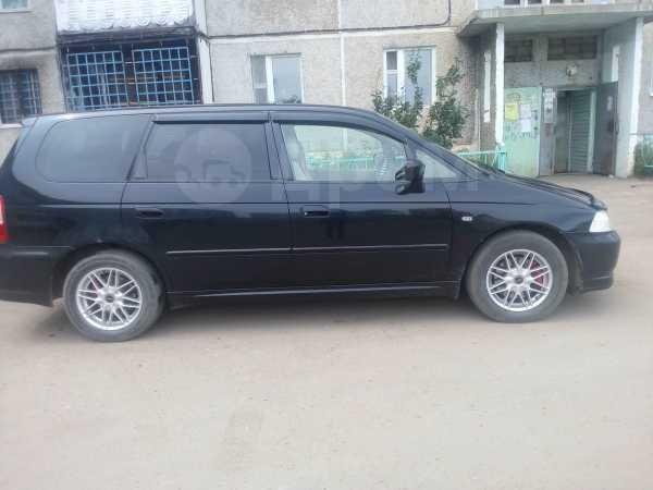 Honda Odyssey, 2002 год, 350 000 руб.