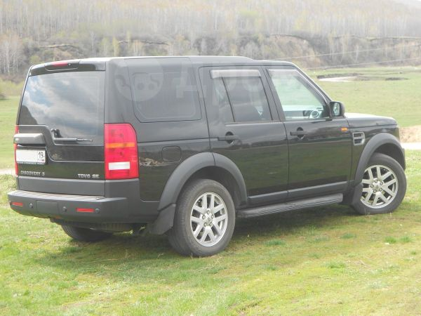 Land Rover Discovery, 2007 год, 890 000 руб.