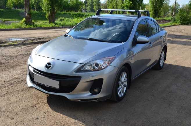 Mazda Mazda3, 2013 год, 620 000 руб.