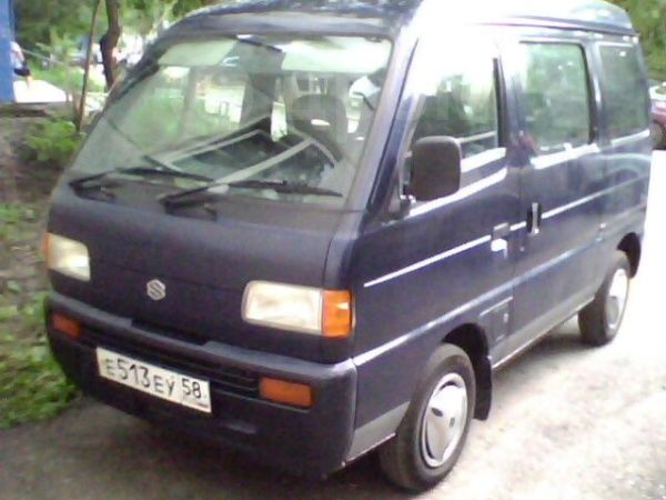 Suzuki Every, 1995 год, 165 000 руб.