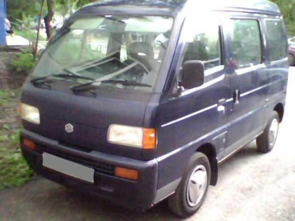 Suzuki Every, 1995 год, 145 000 руб.