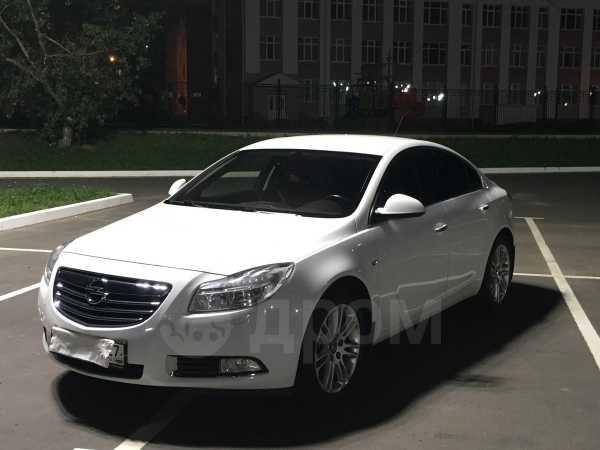 Opel Insignia, 2011 год, 1 000 000 руб.