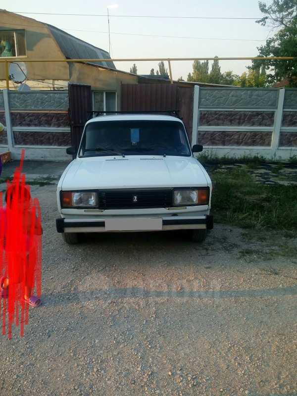 Лада 2105, 1986 год, 60 000 руб.