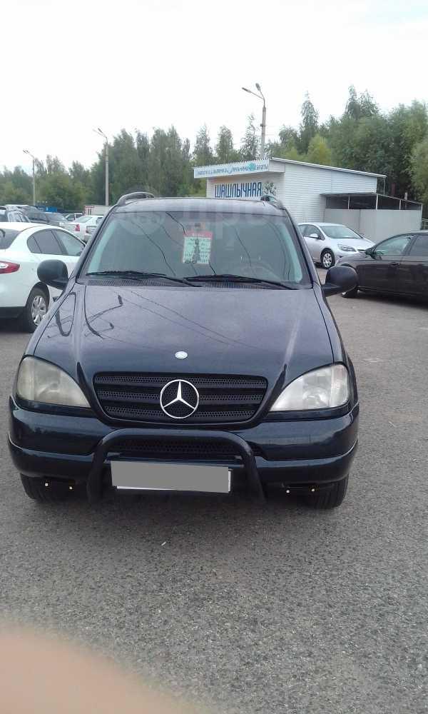 Mercedes-Benz M-Class, 2001 год, 355 000 руб.