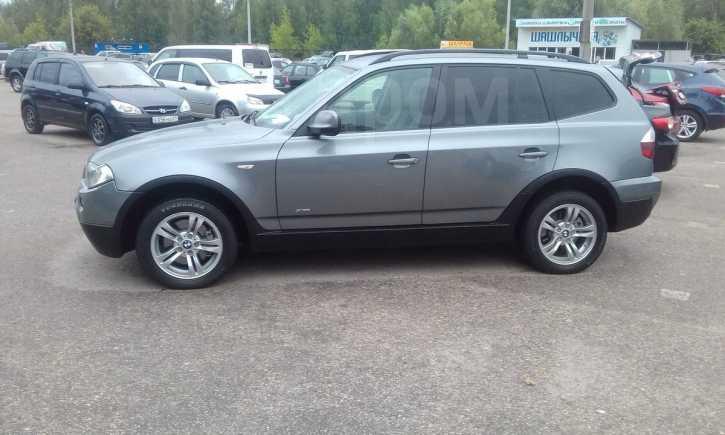 BMW X3, 2010 год, 879 000 руб.