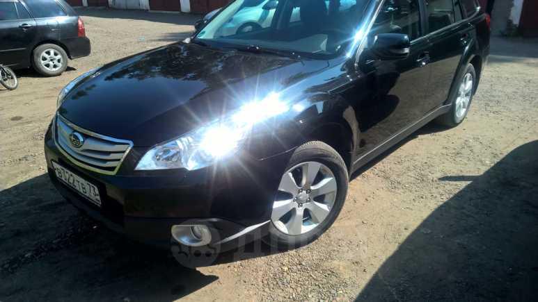 Subaru Outback, 2010 год, 980 000 руб.
