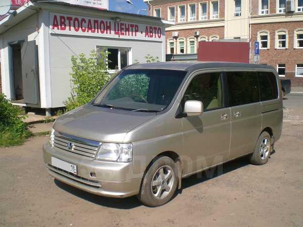 Honda Stepwgn, 2003 год, 375 000 руб.