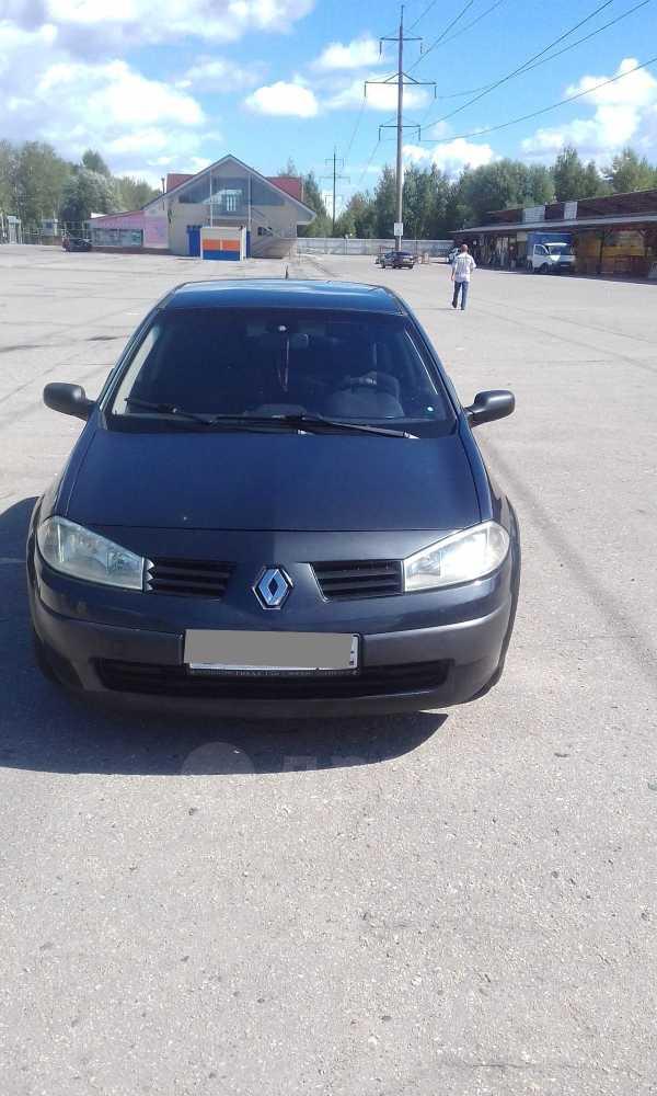 Renault Megane, 2005 год, 187 000 руб.