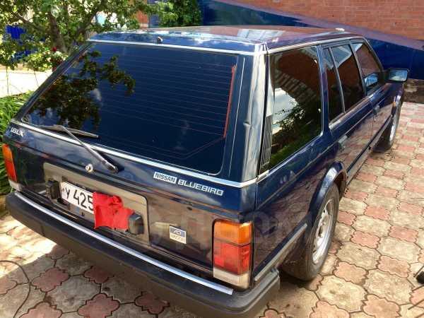 Nissan Bluebird, 1987 год, 60 000 руб.