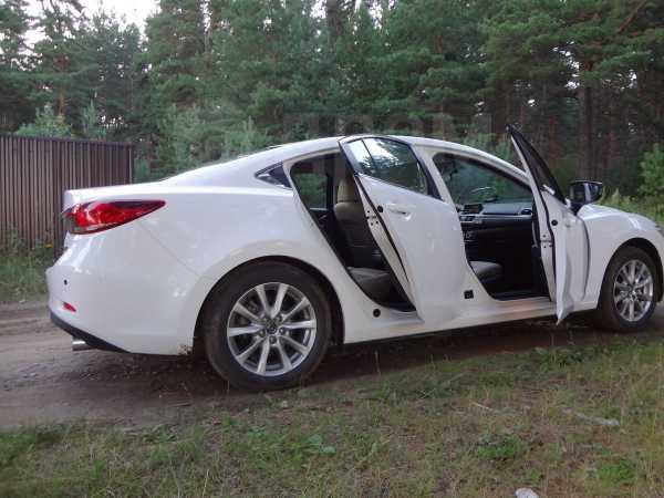 Mazda Mazda6, 2015 год, 1 055 000 руб.