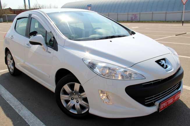 Peugeot 308, 2011 год, 395 000 руб.