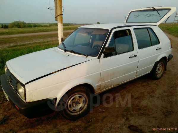 Volkswagen Golf, 1985 год, 60 000 руб.
