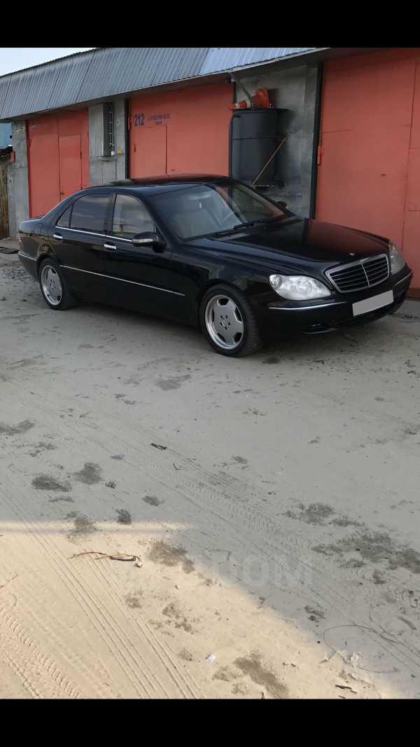 Mercedes-Benz S-Class, 2004 год, 570 000 руб.