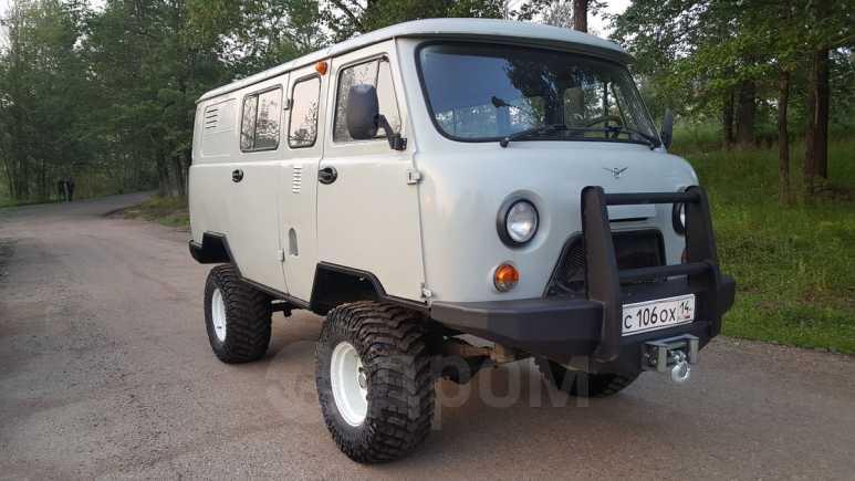 УАЗ Буханка, 2011 год, 550 000 руб.