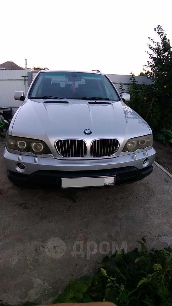 BMW X5, 2002 год, 410 000 руб.
