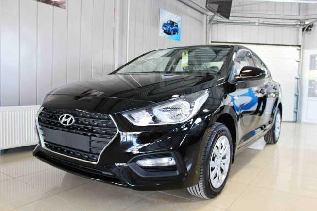 Hyundai Solaris, 2017 год, 719 900 руб.