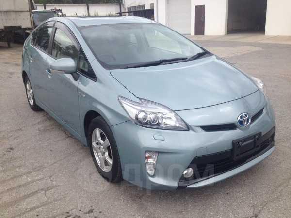 Toyota Prius, 2012 год, 925 000 руб.