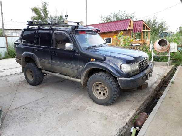 Toyota Land Cruiser, 1995 год, 700 000 руб.