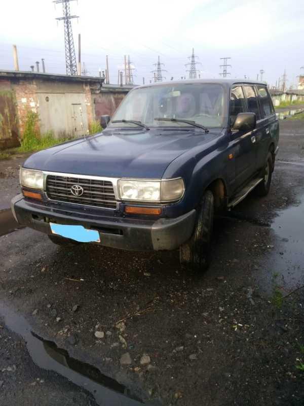 Toyota Land Cruiser, 1996 год, 470 000 руб.