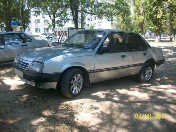 Opel Ascona, 1989 год, 70 000 руб.