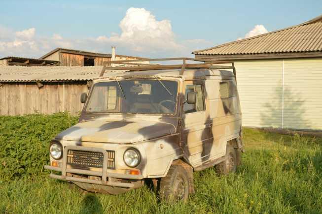 ЛуАЗ ЛуАЗ, 1989 год, 95 000 руб.