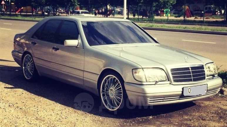 Mercedes-Benz S-Class, 1992 год, 505 000 руб.