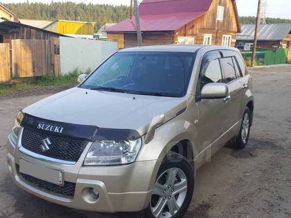 Suzuki Escudo, 2005 год, 640 000 руб.
