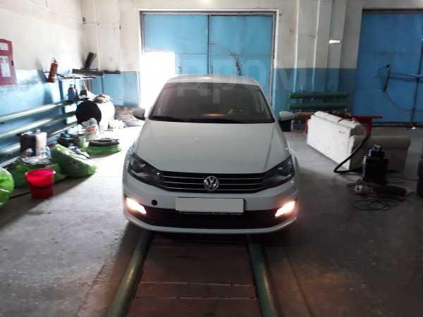 Volkswagen Polo, 2016 год, 1 500 000 руб.