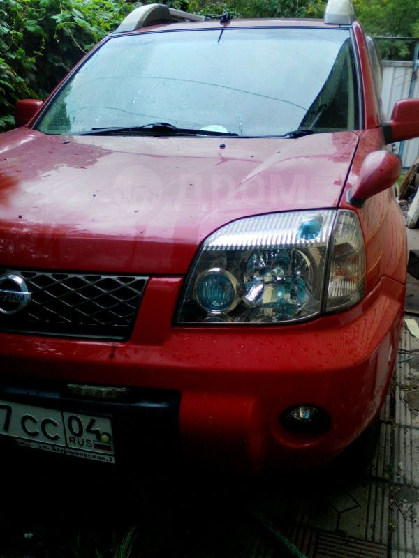 Nissan X-Trail, 2005 год, 550 000 руб.