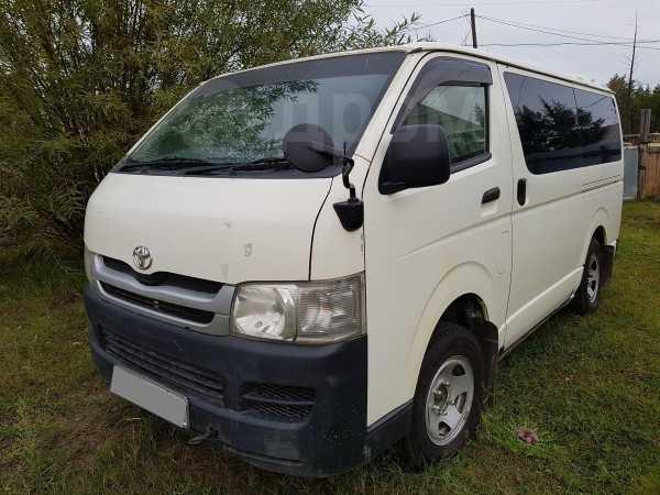 Toyota Hiace, 2010 год, 750 000 руб.