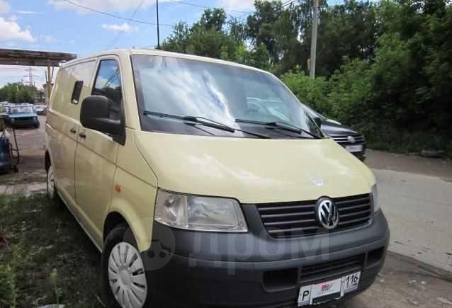 Volkswagen Transporter, 2007 год, 570 000 руб.