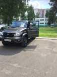 УАЗ Патриот, 2016 год, 700 000 руб.