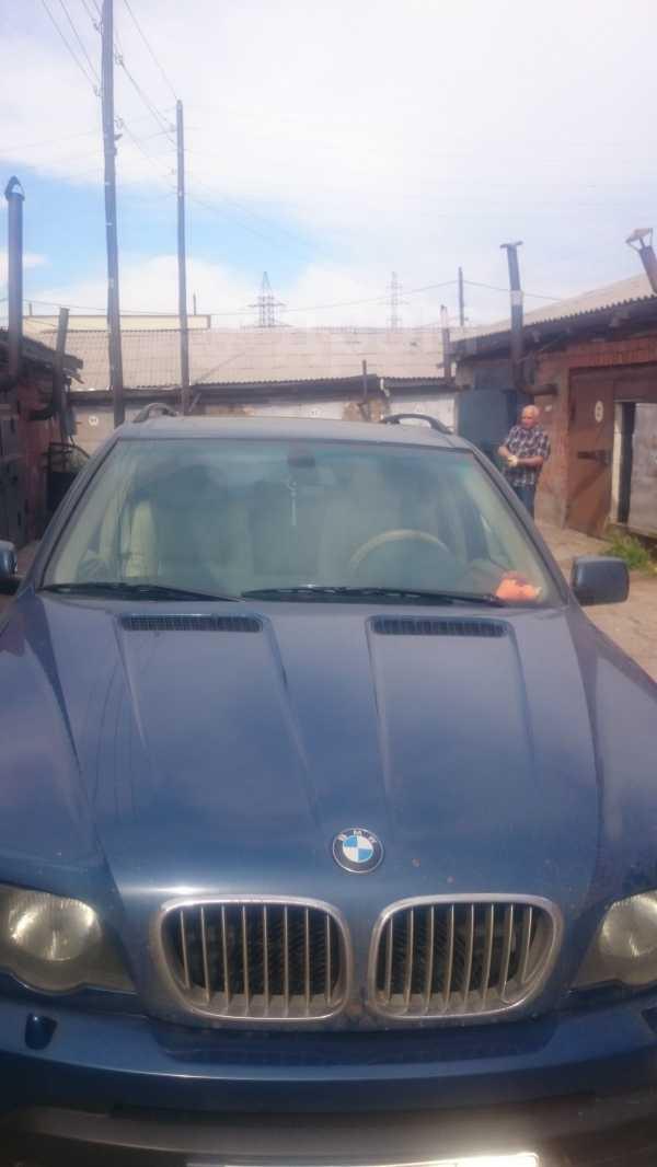 BMW X5, 2001 год, 330 000 руб.