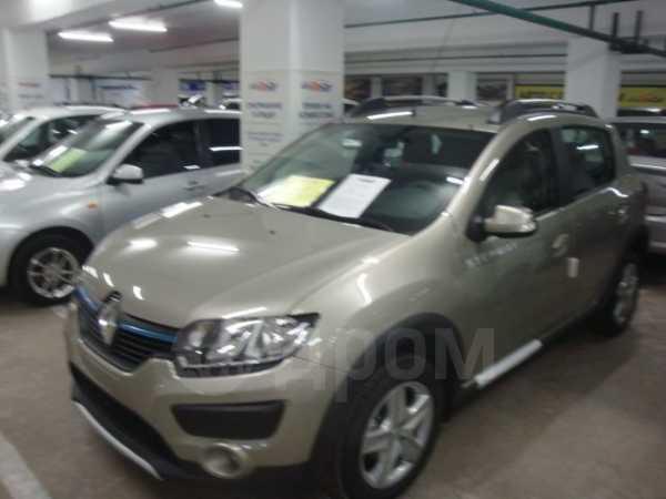 Renault Logan, 2017 год, 725 990 руб.